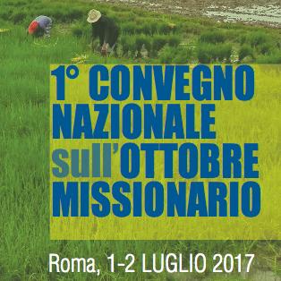 Convegno nazionale sull'Ottobre Missionario