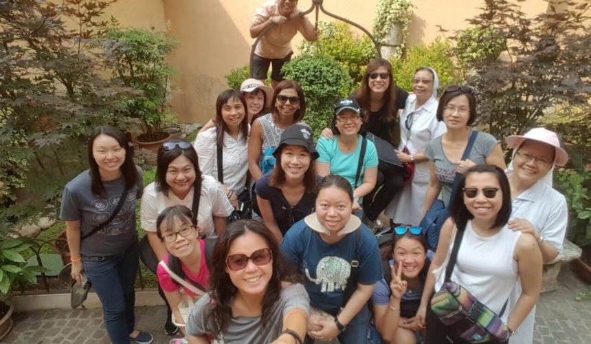 Learning Journey: da Singapore ai luoghi di Santa Maddalena