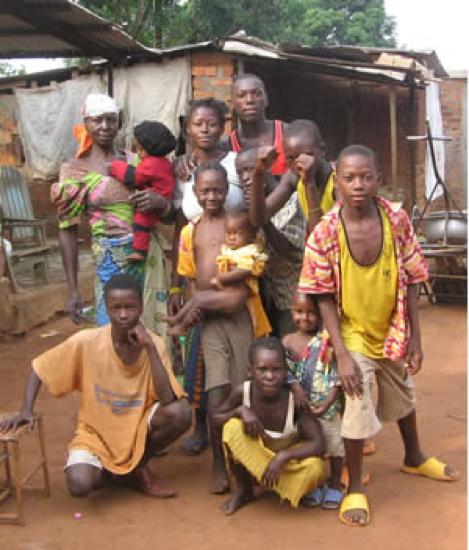 Il valore dei figli in Africa: l'esperienza di Suor Angela Sartori