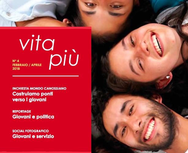È online il nuovo numero di VitaPiù!