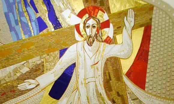 Christ is risen! Christ is really risen!