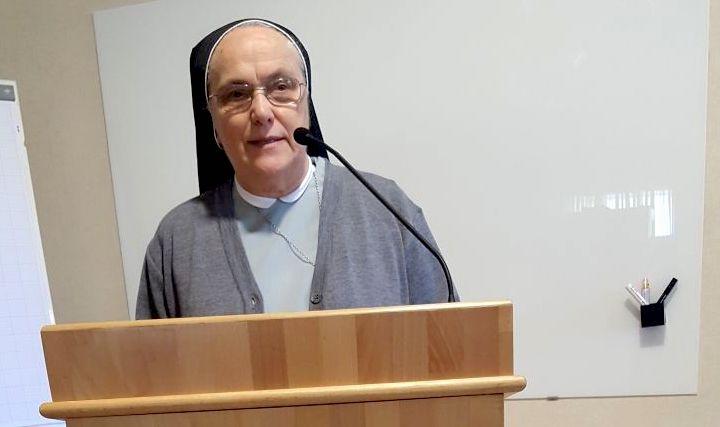 «Discepole e missionarie». Il saluto della madre generale