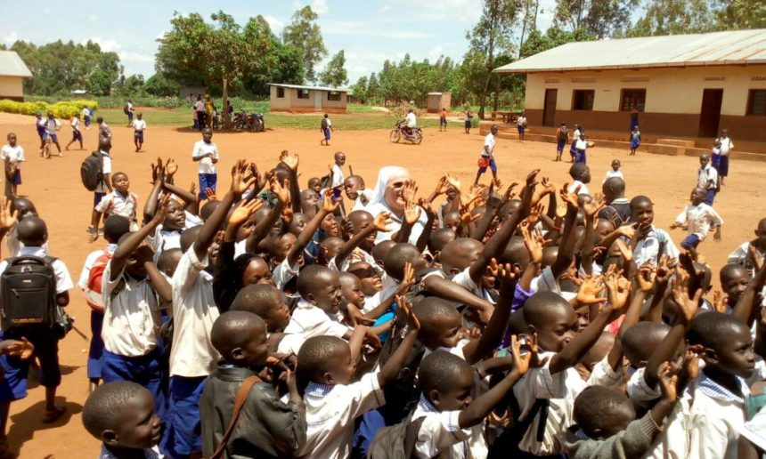 Il consiglio generale accolto con gioia in Congo