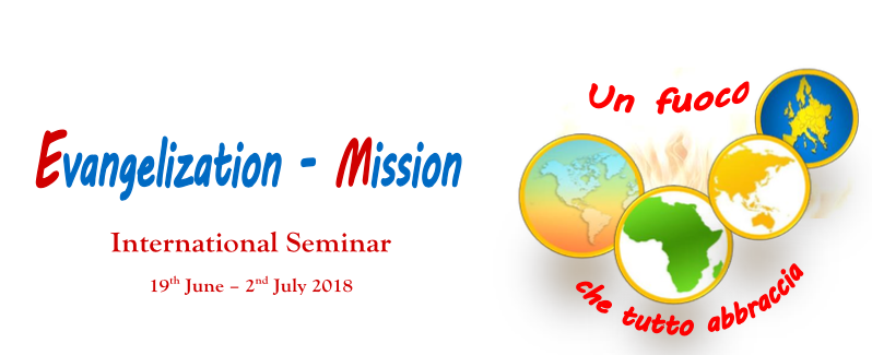 Evangelization and Mission Seminar: the full program