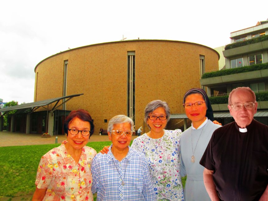 Inter-congregational collaboration in Japan