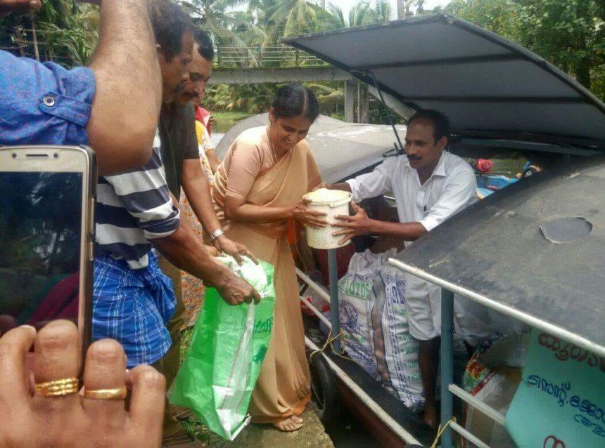 Preghiamo per le comunità del Kerala, colpite dalle inondazioni