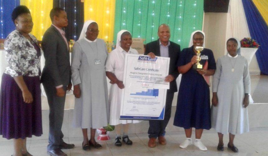 Canossian hospital named Tanzania best medical center