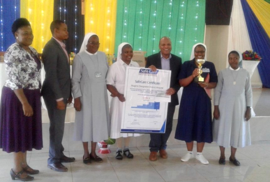 Canossian hospital named Tanzania best medical center