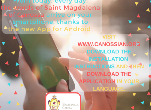 New Canossian App Now Available