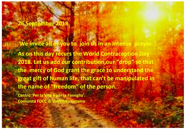 United in prayer for LIFE