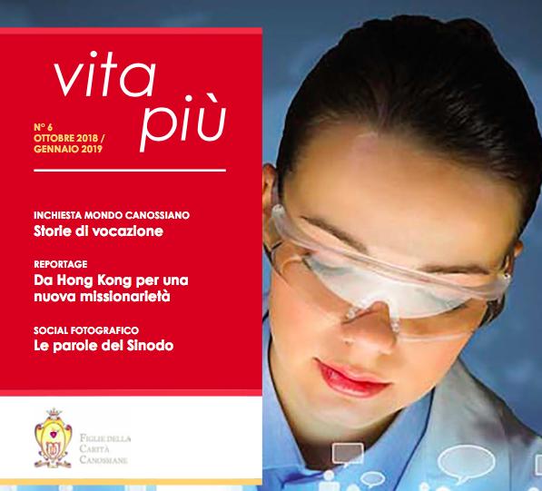 Sorprese e scoperte. Online il nuovo VitaPiù