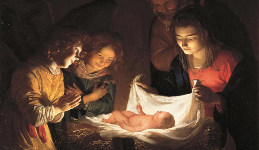 """""""Questa Luce è un Bambino, mandato da Dio per noi!"""""""