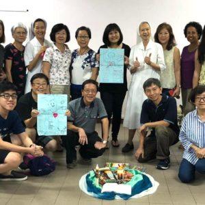 Laici canossiani missionari, da Singapore a Myanmar