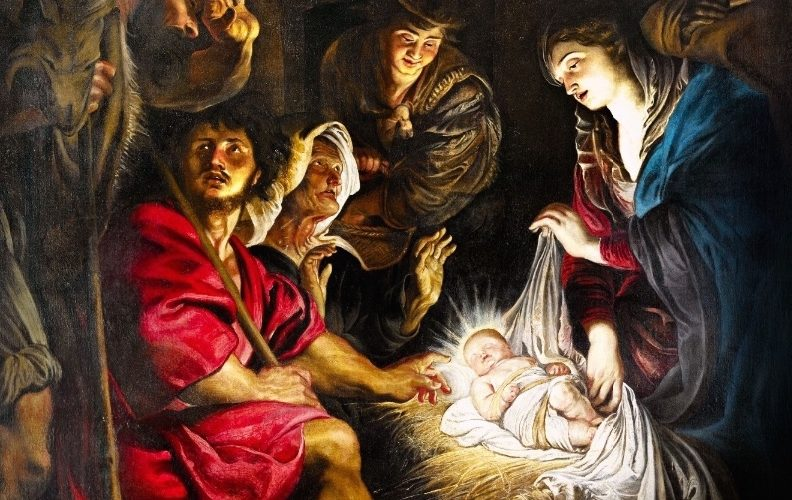 """""""This Light is a Baby, sent by God for us!"""""""