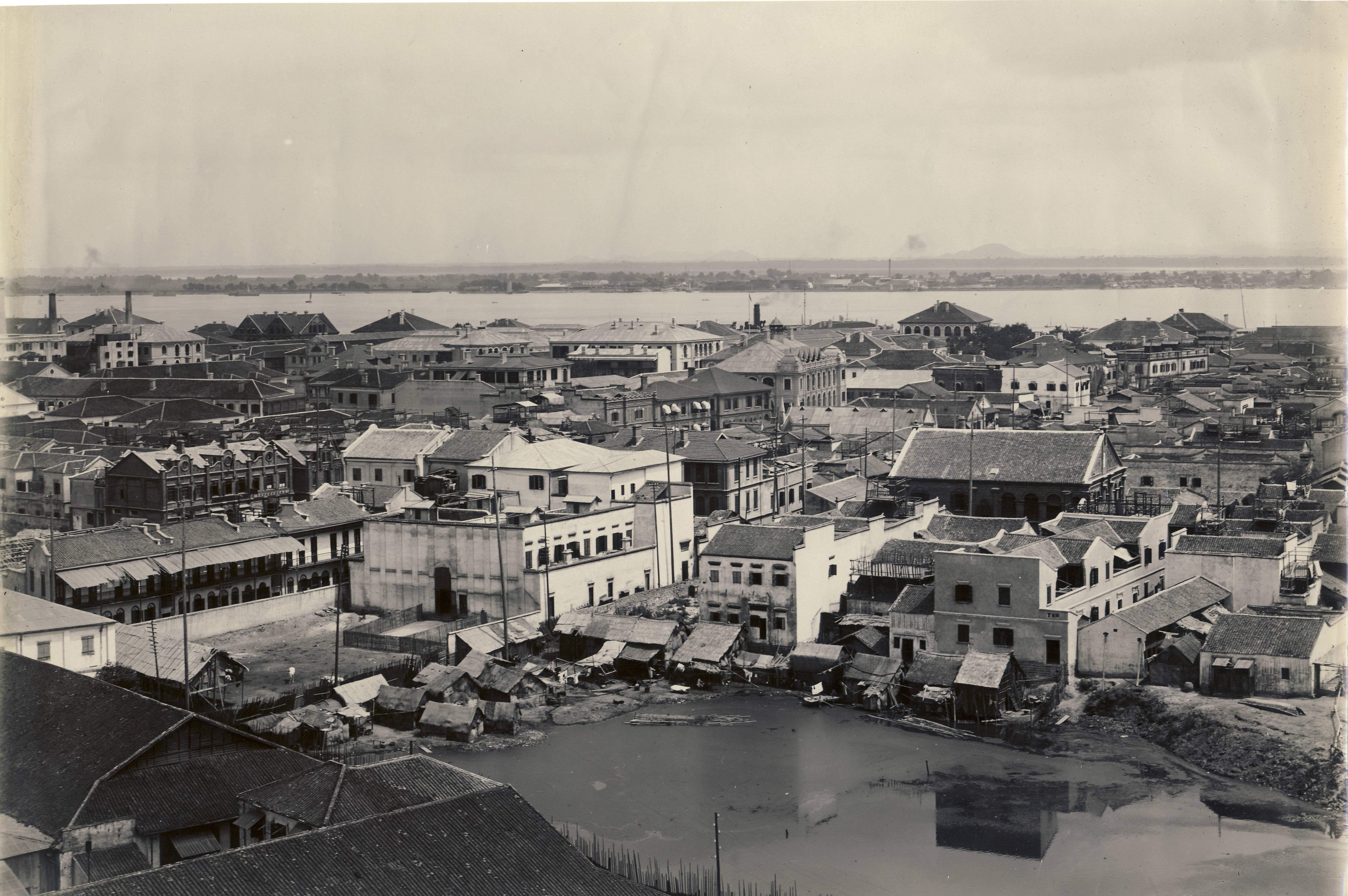 panorama di Hankow