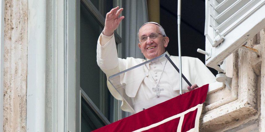 Con il Papa, in preghiera con Bakhita contro la tratta
