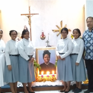 The Feast of St. Bakhita in Jakarta