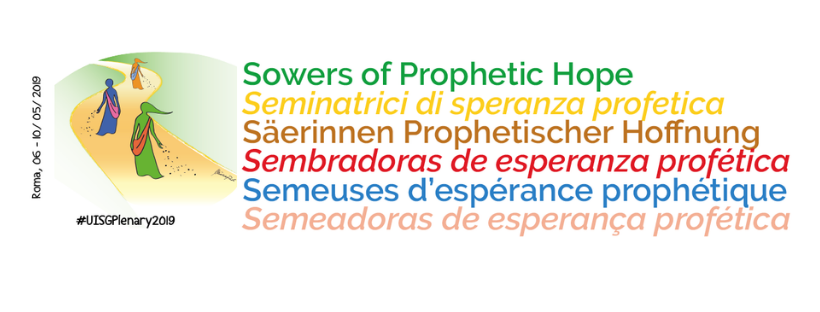 Seminatrici di speranza profetica: l'assemblea UISG 2019