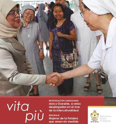 VitaPiù 8, en el mar de la interculturalidad