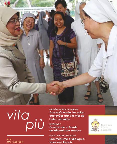 VitaPiù 8, les voiles déployées dans la mer de l'interculturalité