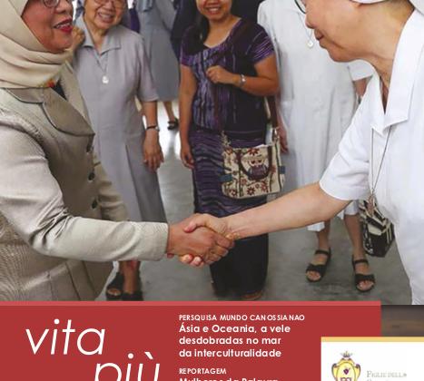 VitaPiù, no mar da interculturalidade