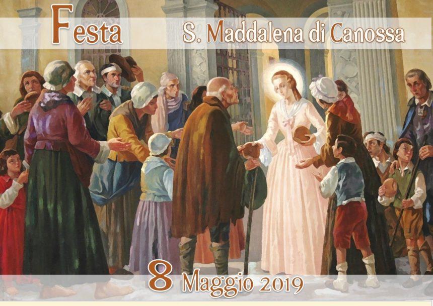 Festa di Santa Maddalena, la lettera della Madre Generale