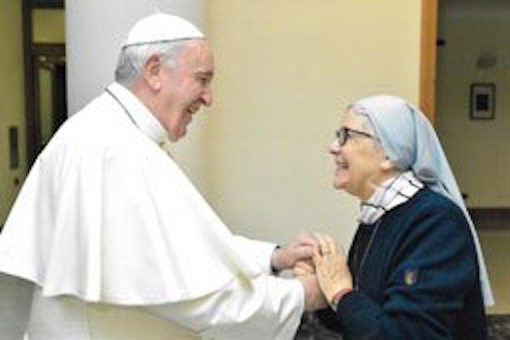 Una vita per i carcerati. L'Osservatore Romano intervista suor Rita