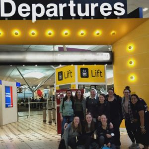Canossian Australian Volunteers Take Off to Papua New Guinea