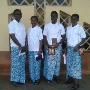 Noveaux Aspirants – Togo