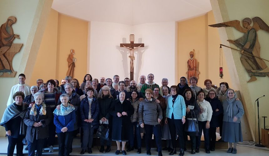"""""""Uniti nel carisma"""": l'assemblea dei Laici Canossiani in Italia"""
