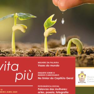 """Novo VitaPiù: """"Mulheres da Palavra"""""""