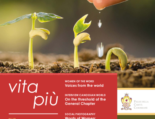 New VitaPiù: Women of the Word