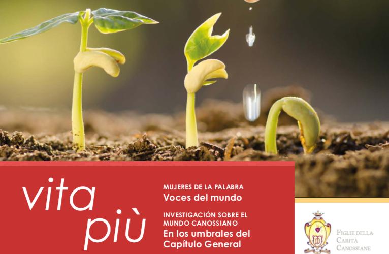 """Nuevo VitaPiù: """"Mujeres de la Palabra"""""""
