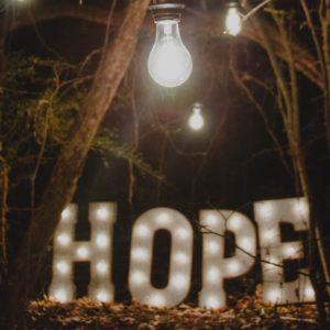 A Look of Hope. Letter from Mother General