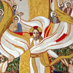 """""""He is risen: courage!"""" — Easter Letter of Mother General"""