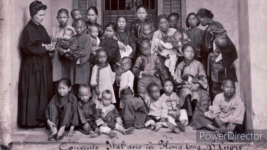 La forza delle missionarie canossiane in Hong Kong