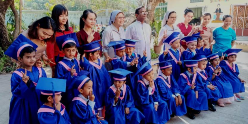 News from the Canossian Myanmar Mission