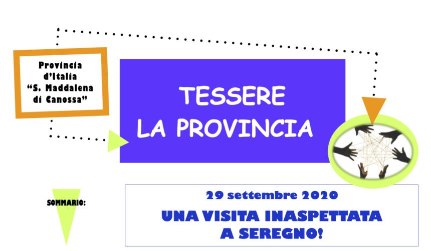 Tessere La Provincia – Numero 15 – Ottobre 2020