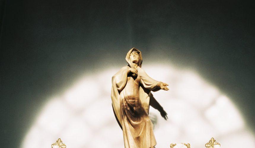 Las comunidades canossianas de Jardín América y Posadas bajo la protección de Nuestra Señora de Loreto
