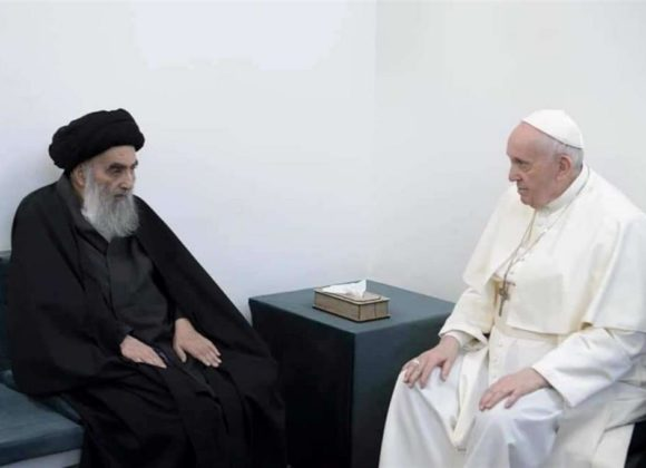 Con Papa Francesco, pellegrino di pace in Iraq