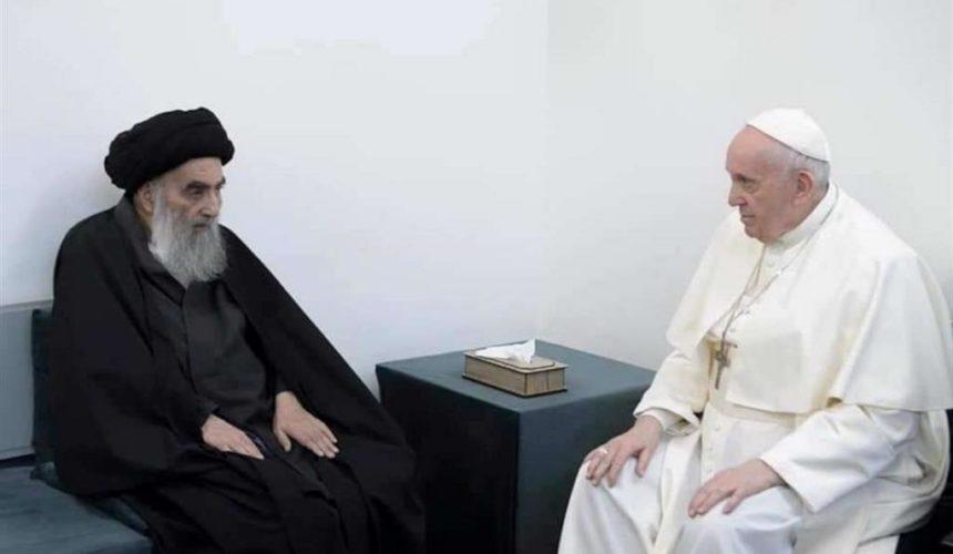 Con Papa Francesco, pellegrino di pace in Iraq